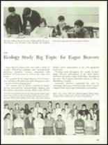 1971 Culpeper County High School Yearbook Page 110 & 111