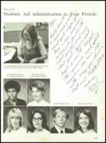 1971 Culpeper County High School Yearbook Page 120 & 121