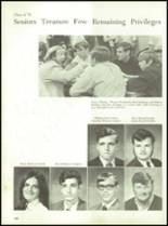 1971 Culpeper County High School Yearbook Page 122 & 123