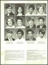 1971 Culpeper County High School Yearbook Page 124 & 125