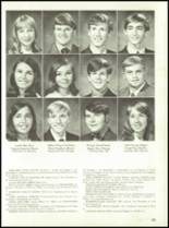 1971 Culpeper County High School Yearbook Page 126 & 127