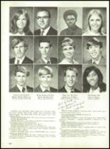 1971 Culpeper County High School Yearbook Page 128 & 129