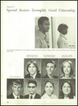 1971 Culpeper County High School Yearbook Page 130 & 131