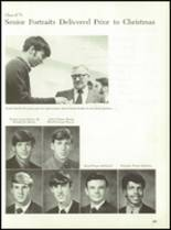 1971 Culpeper County High School Yearbook Page 132 & 133