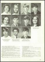 1971 Culpeper County High School Yearbook Page 134 & 135