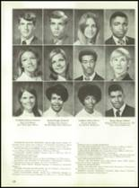 1971 Culpeper County High School Yearbook Page 136 & 137