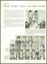 1971 Culpeper County High School Yearbook Page 142 & 143