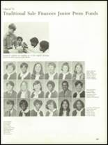 1971 Culpeper County High School Yearbook Page 148 & 149