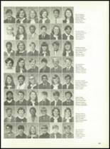 1971 Culpeper County High School Yearbook Page 150 & 151