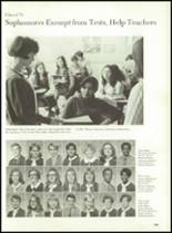 1971 Culpeper County High School Yearbook Page 152 & 153