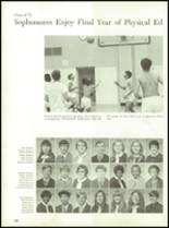 1971 Culpeper County High School Yearbook Page 154 & 155