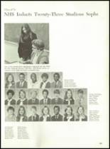 1971 Culpeper County High School Yearbook Page 156 & 157