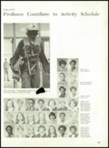 1971 Culpeper County High School Yearbook Page 160 & 161