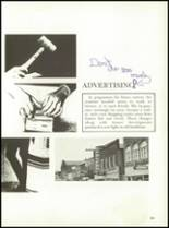 1971 Culpeper County High School Yearbook Page 164 & 165
