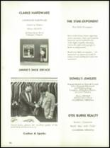 1971 Culpeper County High School Yearbook Page 168 & 169