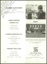 1971 Culpeper County High School Yearbook Page 172 & 173