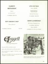 1971 Culpeper County High School Yearbook Page 178 & 179