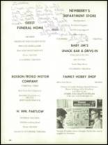 1971 Culpeper County High School Yearbook Page 184 & 185