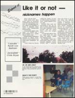 1991 Guthrie High School Yearbook Page 14 & 15