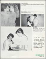 1991 Guthrie High School Yearbook Page 16 & 17