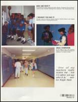 1991 Guthrie High School Yearbook Page 18 & 19