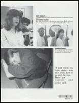 1991 Guthrie High School Yearbook Page 20 & 21