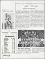 1991 Guthrie High School Yearbook Page 46 & 47
