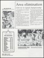1991 Guthrie High School Yearbook Page 48 & 49