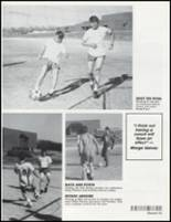 1991 Guthrie High School Yearbook Page 54 & 55