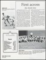 1991 Guthrie High School Yearbook Page 60 & 61