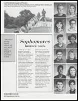 1991 Guthrie High School Yearbook Page 100 & 101
