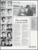 1991 Guthrie High School Yearbook Page 110 & 111