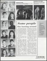 1991 Guthrie High School Yearbook Page 112 & 113