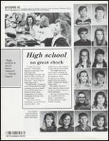1991 Guthrie High School Yearbook Page 124 & 125