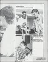 1991 Guthrie High School Yearbook Page 128 & 129