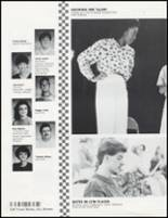 1991 Guthrie High School Yearbook Page 140 & 141