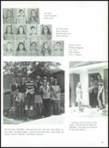 1972 Dimmitt High School Yearbook Page 42 & 43