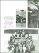 1972 Dimmitt High School Yearbook Page 44 & 45