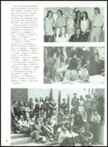 1972 Dimmitt High School Yearbook Page 52 & 53