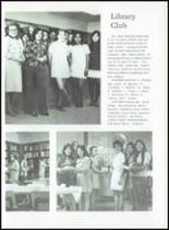 1972 Dimmitt High School Yearbook Page 54 & 55