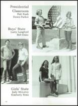1972 Dimmitt High School Yearbook Page 116 & 117