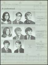 1972 Dimmitt High School Yearbook Page 158 & 159