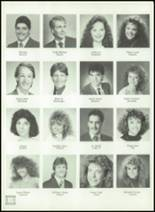 1989 Ida High School Yearbook Page 14 & 15