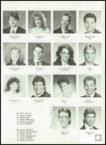1989 Ida High School Yearbook Page 16 & 17