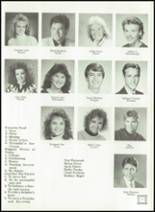 1989 Ida High School Yearbook Page 20 & 21