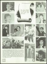 1989 Ida High School Yearbook Page 22 & 23