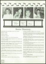 1989 Ida High School Yearbook Page 26 & 27