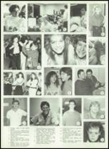 1989 Ida High School Yearbook Page 34 & 35