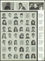 1989 Ida High School Yearbook Page 38 & 39