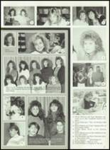 1989 Ida High School Yearbook Page 40 & 41